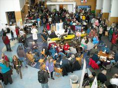 Frozen River Film Festival. Annual Event in Winona, Minnesota. http://www.visitwinona.com