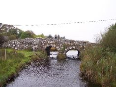 Quiet Man Bridge - Oughterard, Co. Galway