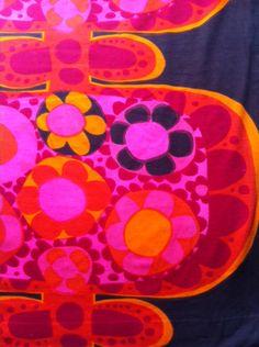 vintage boras fabric