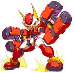 Mega Man ZX - Model FX