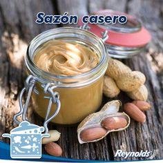 CREMA dE MANI. Mex:crema de cacahuate con mucho  Es facilísimo: Muele 2 tazas de cacahuates pelados y tostados, con 4 cucharadas de aceite vegetal,  3 cucharadas de miel, refrigera