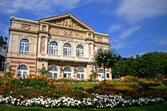 Baden-Baden – A spa resort of distinction. Ireland Vacation, Romantic Vacations, Self Driving, Vacation Packages, Belle Epoque, Germany Travel, Resort Spa, Europe, Mansions