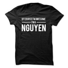 Awesome Tee Team Nguyen - Limited Edition Shirts & Tees
