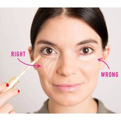 How to apply concealer the RIGHT way—all the beauty secrets you need to know: