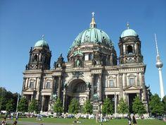 Berlin Dom - Museum Island, Berlin