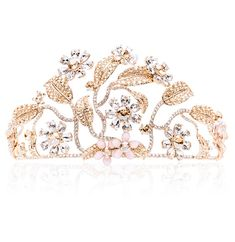 : la sublime tiare signée Dolce & Gabbana x Swarovski - Elle Look 2018, Elle Fashion, Dolce Gabbana, Circlet, French Wedding, Crown Jewels, Hair Piece, Swarovski Crystals, Jewelry Accessories