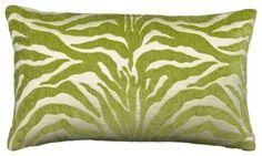 fun outdoor pillows :)