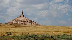 Chimney Rock - National Historic Site, Bayard - NE | Roadtrippers