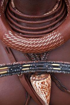 Africa | Himba woman, Kaokoland, Namibia| © John Arnold Images