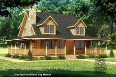Log Home Floor Plans   Southland Log Homes Log Homeu0027s Most Popular Floor  Plans Featuring The Beaufort.