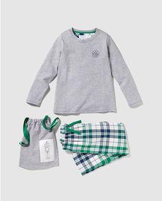 Pijama de niño Cotton Juice de dos piezas
