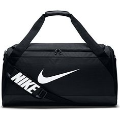 4fbd129e3499 Show off your sporty style with this Nike Brasilia 7 duffel bag.