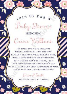 Adria virtual long distance baby shower invitation suite printables long distance baby shower invitation shower by sharingapassioninc filmwisefo