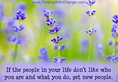 Be you quote via www.FlowingWithChange.com