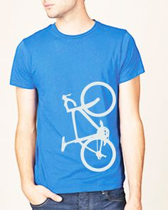 Mens BICYCLE T Shirts  Custom Bicycle Clothing  por OhSudzGifts, $18.00
