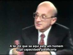 Milton Friedman - Salário Mínimo