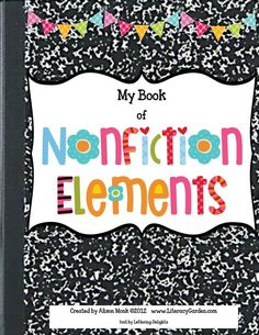 This unit will provide you the avenue to introduce 14 different nonfiction text features. Your students will create a booklet complete with examples of each feature. Meets CCS RI.2.5, RI.2.7, RI.3.5 and RI.3.7