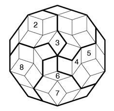 Penrose Sudoku - onigame