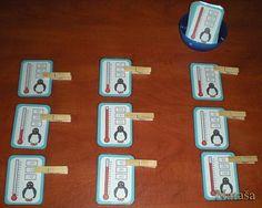Montessori-Inspired Arctic and Antarctic Unit Montessori Blog, Montessori Classroom, Montessori Activities, Science Classroom, Kindergarten Curriculum, Preschool Math, Math Stations, Math Centers, Math Measurement
