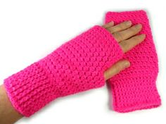 Pink Things, Php, Fingerless Gloves, Arm Warmers, Fashion, Fingerless Mitts, Moda, Fashion Styles, Fingerless Mittens