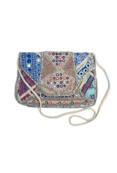 the latest 6c102 95884 Embellished Clutch - Cream   Zoda - The Freedom State The Freedom, Backpack  Bags,