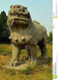 Song dynasty stone liom