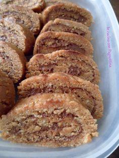 #Rotolo di #biscotti (#ricettariciclo)
