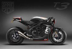 T3 Racing Speed Triple