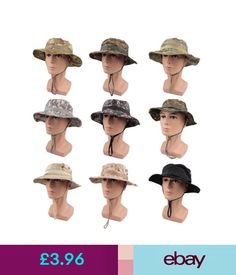 b220b82d4df3f Hats Men s Round-Brimmed Hat Sun Bonnet Cap For Fishing Hiking Outdoor  Activities  ebay
