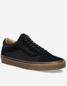 Vans - Old Skool Reissue Coated black medium gum