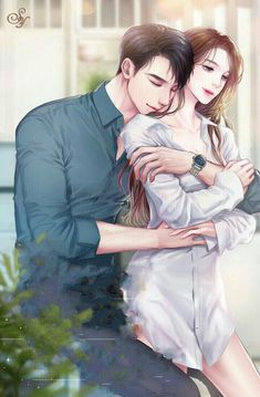 hola Amores, esta es la tercera temporada de mi niñero park jimin... … #fanfic # Fanfic # amreading # books # wattpad Romantic Anime Couples, Romantic Manga, Cute Anime Couples, Sweet Couples, Cute Couple Art, Anime Love Couple, Anime Couples Drawings, Anime Couples Manga, Anime Love Story