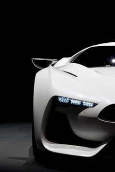 Stunning Citroën GT! Win the 'ultimate supercar' experience by clicking on this cool concept