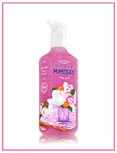 A charming fragrance of magnolia petals blended with sweet mimosa & creamy sandalwood.
