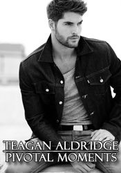 My main male character, Teagan Aldridge. He is her older brother's best friend and roommate. I envisioned model and actor Nick Bateman as him.