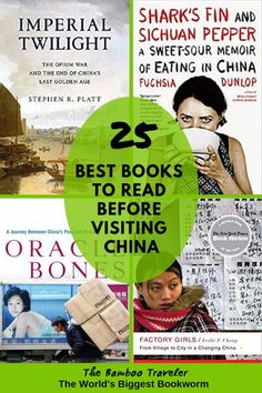 The Dragon Has Awoken: The 25 Most Fascinating Books on China - The Bamboo Traveler Great Books To Read, Good Books, Books By Black Authors, International Books, What To Read, Nonfiction Books, Writing A Book, Book Lists, Book Lovers