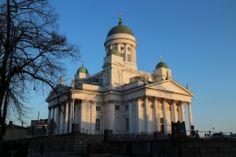 Helsinki Tuomiokirkko Suurkirkko Cathedral