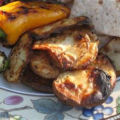Quick and Easy Grilled Potatoes Allrecipes.com