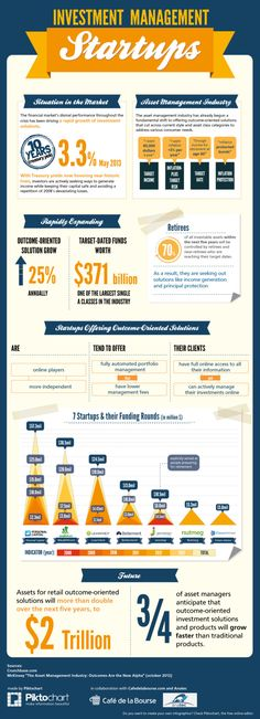 Investment Management: Startups [INFOGRAPHIC]