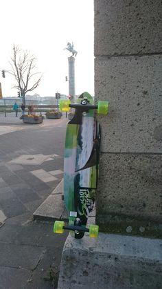 Longboard Düsseldorf