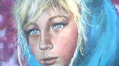 Painting by Akiane Kramarik Jesus | Galeria Akiane Kramarik!