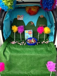 Image result for trunk or treat ideas 2016