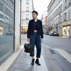 Mode écolo : Le look parisienne arty - Eloge de la curiosité Un look 100% mode éthique et éco-responsable !