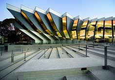 Josh Curtin School of Medical Research - Lyons Architecture