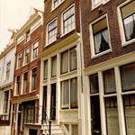Multatuli's geboortehuis, Korsjespoortsteeg 20 Amsterdam