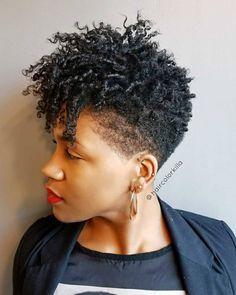 50 Adorable Short Haircuts for Black Women – Frauen Haar Modelle Short Black Hairstyles, Hairstyles With Bangs, Short Hair Cuts, Short Natural Hairstyles For Black Women Tapered, Saree Hairstyles, Hairstyles Men, Girl Haircuts, Casual Hairstyles, Pixie Haircuts