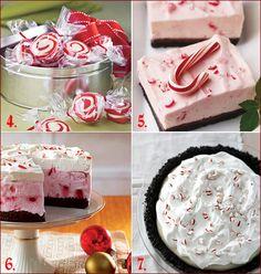 Sooo many Christmas dessert recipes!!! :)