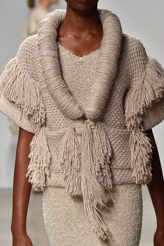 Knit neutral curated