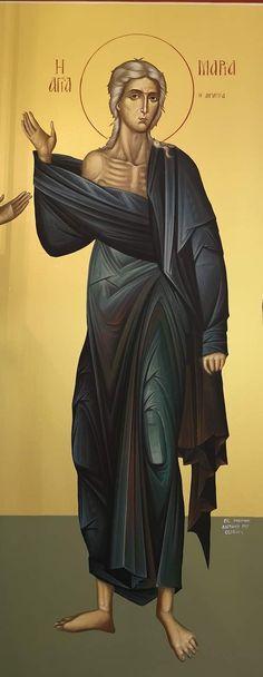 John Chrysostom, Creativity Exercises, Prophetic Art, Byzantine Icons, Mary Magdalene, Orthodox Icons, Christian Art, Religious Art, Christianity