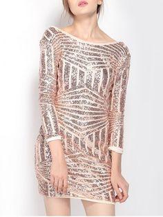 Backless Mini Dress, Long Sequin Dress, Sequin Party Dress, Dress Long, Club 615e64d7d01