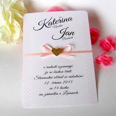 Svatební oznámení / Zboží prodejce Přání od Katy | Fler.cz